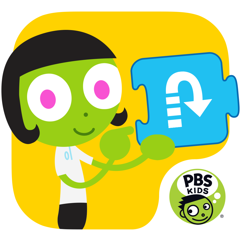 PBS KIDS Scratch Jr. (hyperlinked icon)