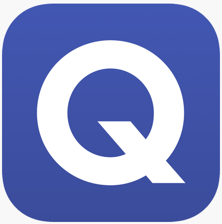 Quizlet (hyperlinked icon)