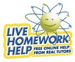 Live Homework Help - Free online help from real tutors (icon)
